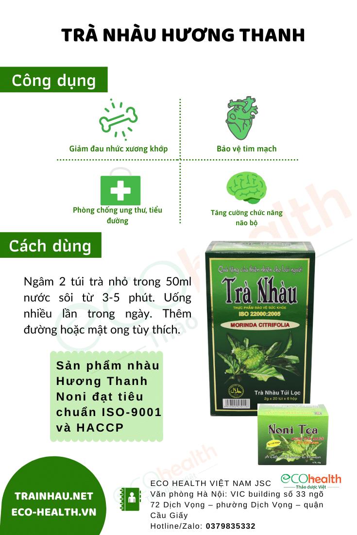 trà nhàu Hương Thanh