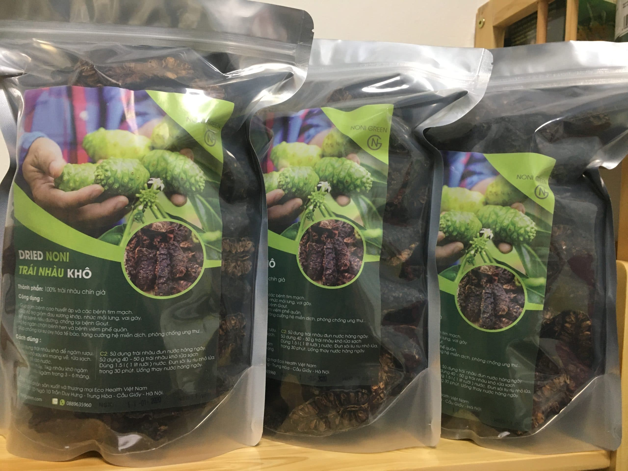 [Mua 5 tặng 2] Combo 5kg trái nhàu/ quả nhàu khô loại chuyên dùng ngâm rượu